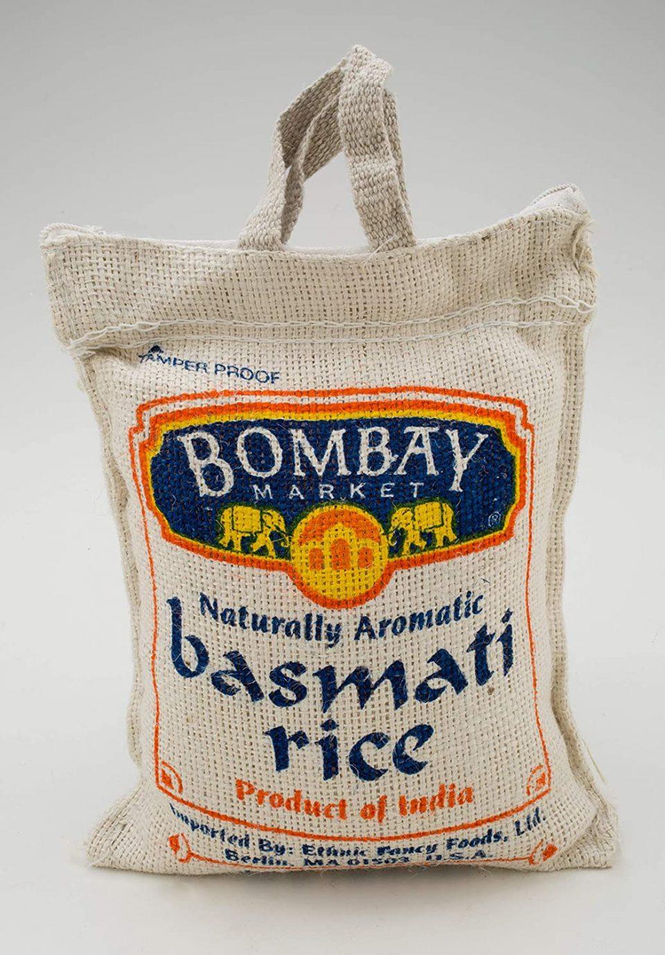 Bombay Market Basmati White Rice