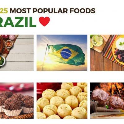 Top Brazilian Foods