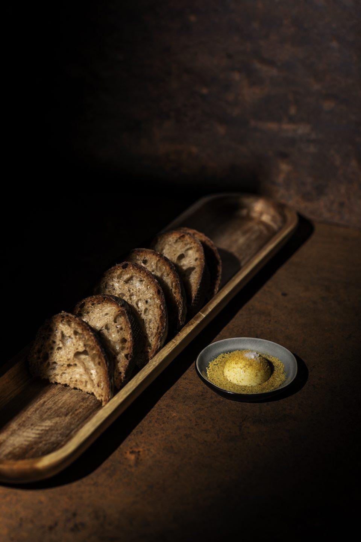 Delicious bread made at Hisa Franco