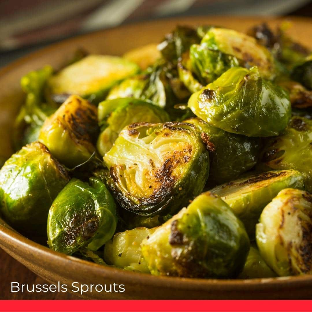 Brussels Sprouts Flemish Style