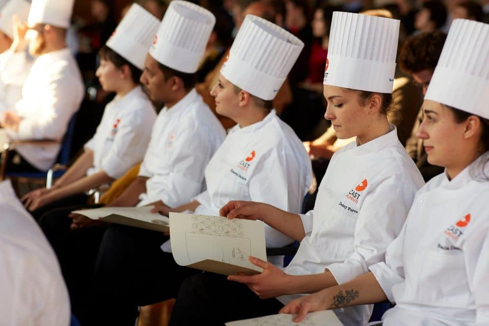 CAST Alimenti: The Italian School of Culinary Arts