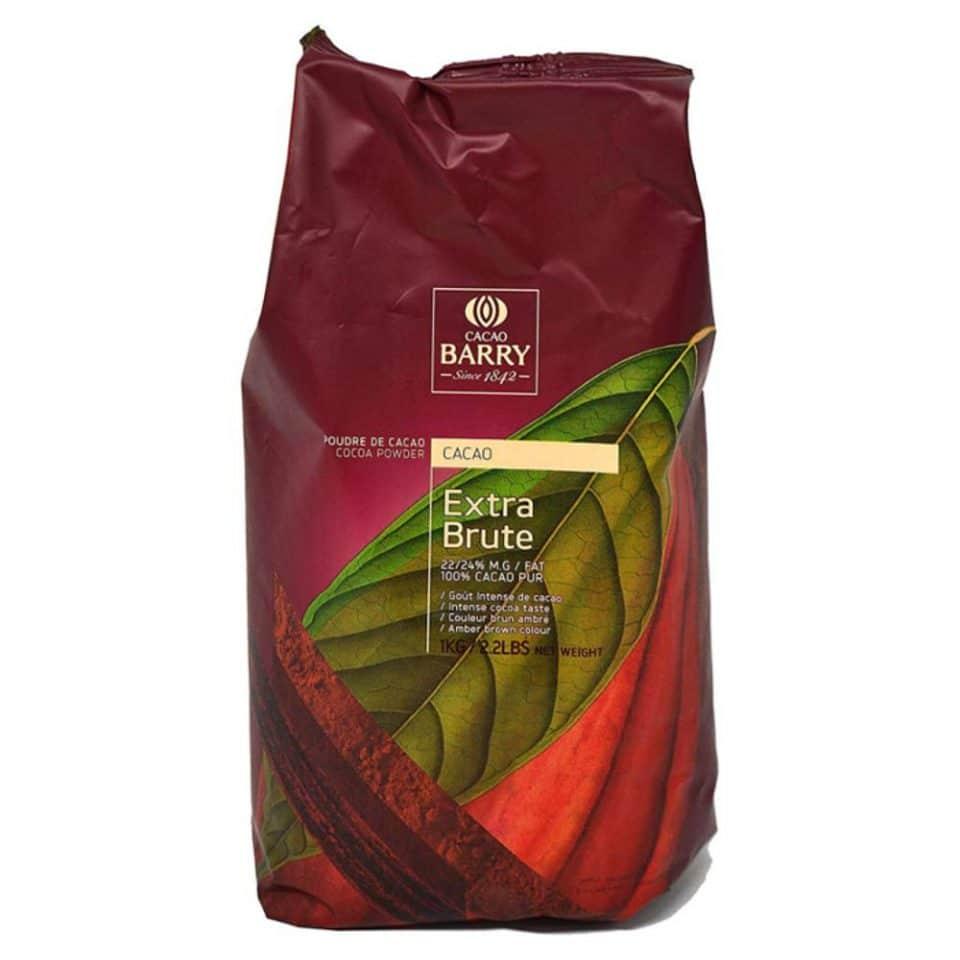 Cacao Barry Cocoa Powder 100% Cocoa Extra Brute