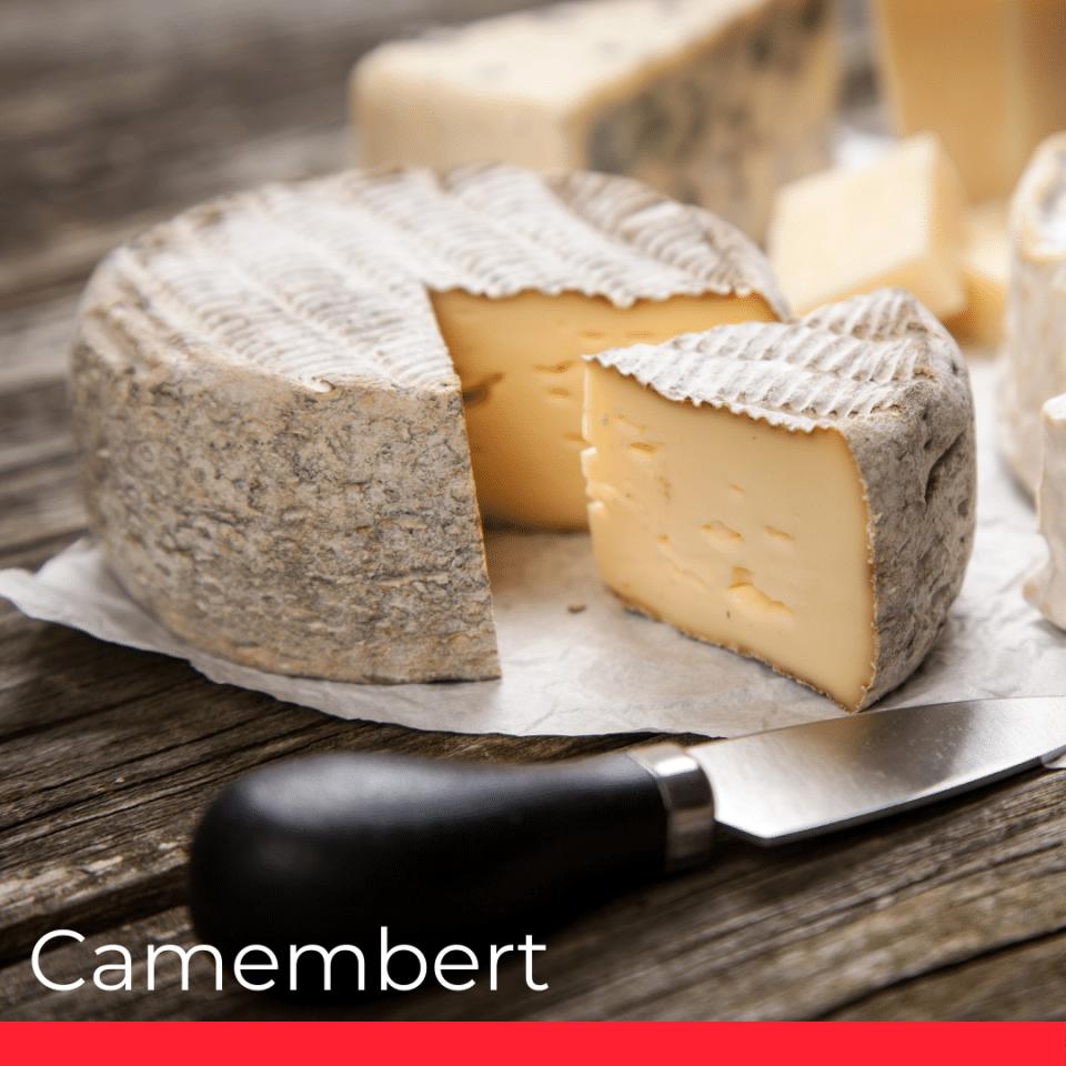 Camembert.