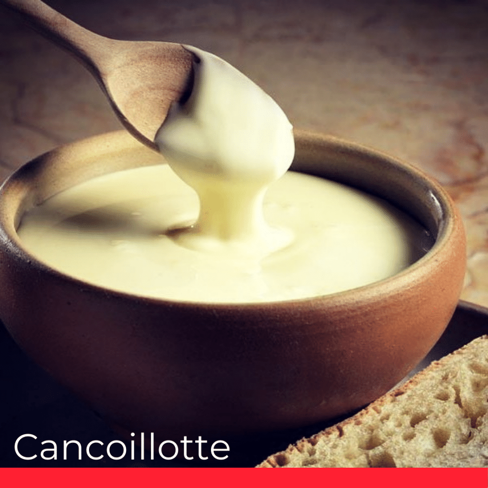 Cancoillotte or Cancoyotte