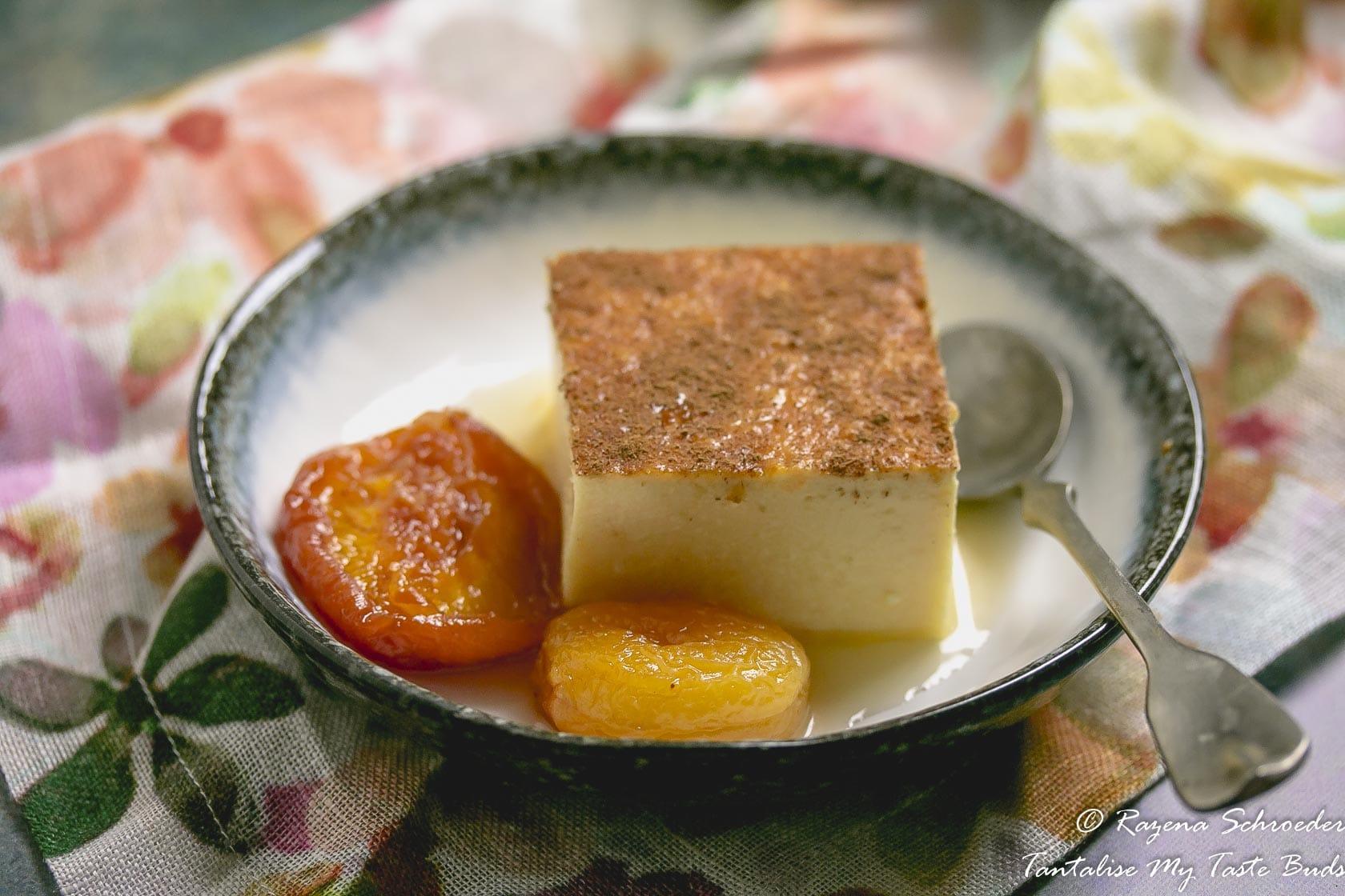 Aartappel poeding (Potato pudding)