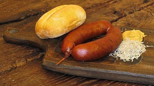 Carniolan Sausage (Kranjska Klobasa)