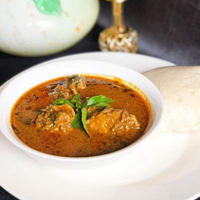 Catfish Banga Soup