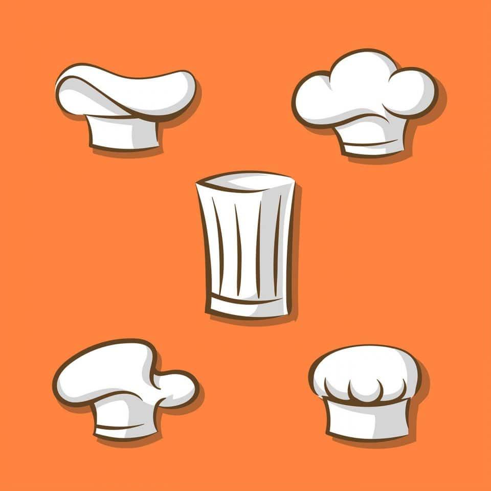 5 Chef hats