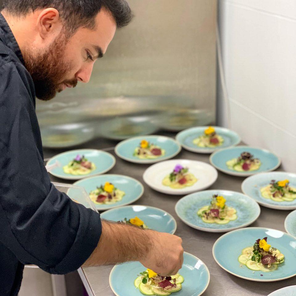Chef Kostas Magoulas