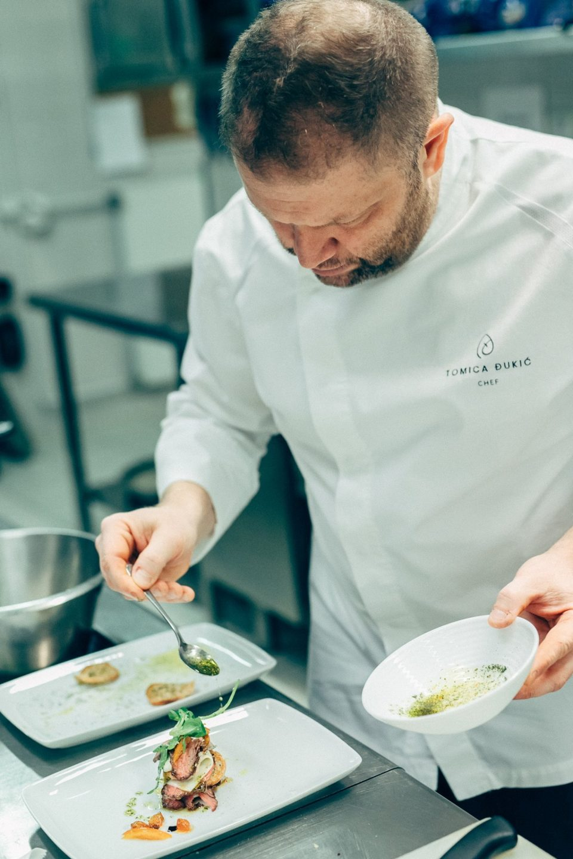 Chef Tomica Đukić