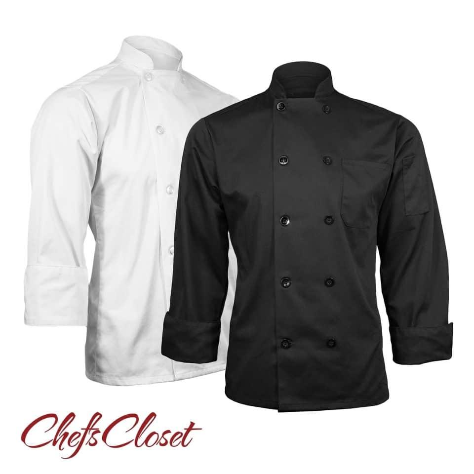 Chef's Closet Jackets