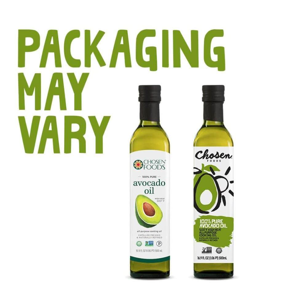Chosen Foods 100% Pure Avocado Oil