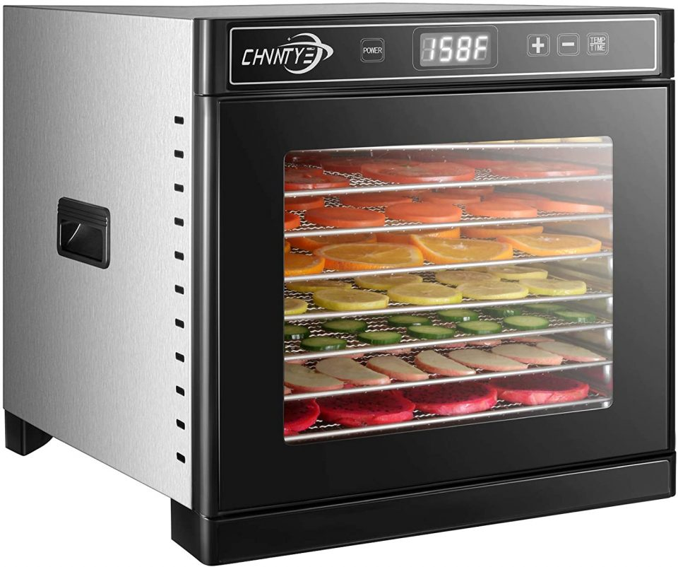Chvntye 8-tray Food Dehydrator Machine