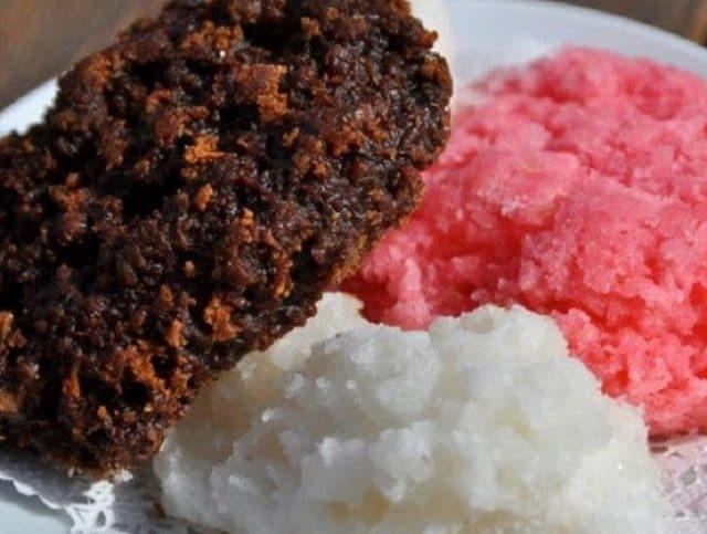Coconut Sugarcake