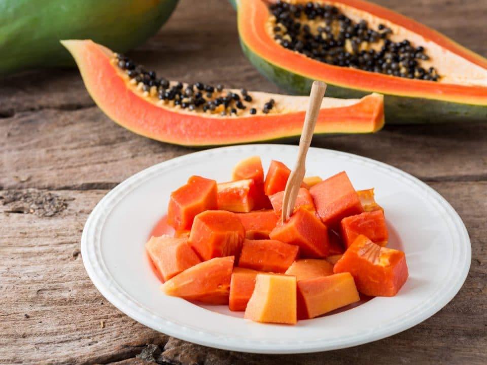 Cold Papaya