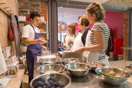 Cooking Classes at Casa Carboni Cooking School