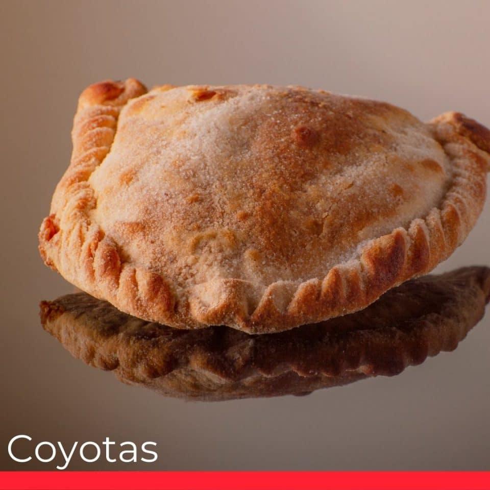 Coyotas