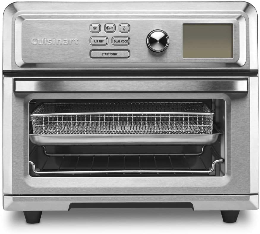 Cuisinart Digital Convection Toaster Oven AirFryer, Silver