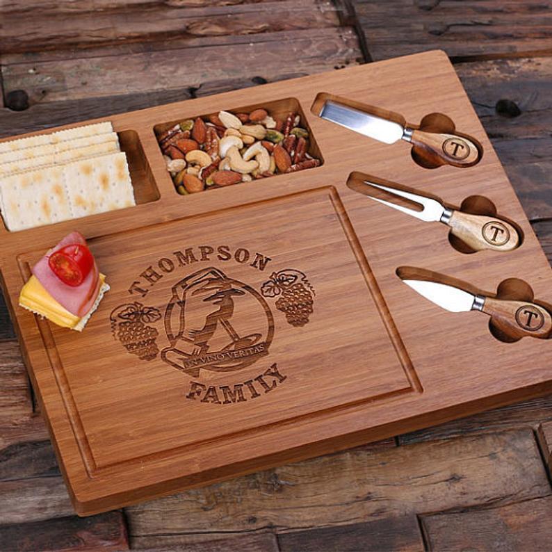 Cutting Board Cheese