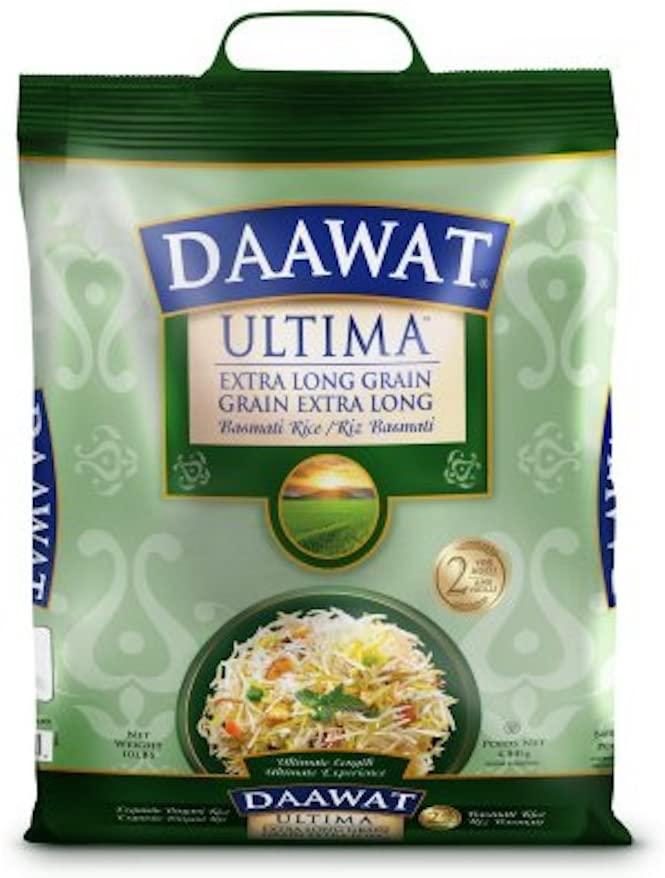 Daawat Ultima Extra Long Grain Basmati Rice