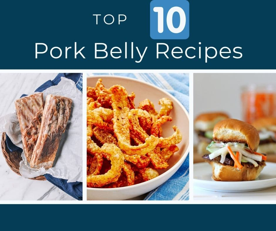 Top 10 Pork Belly Recipes