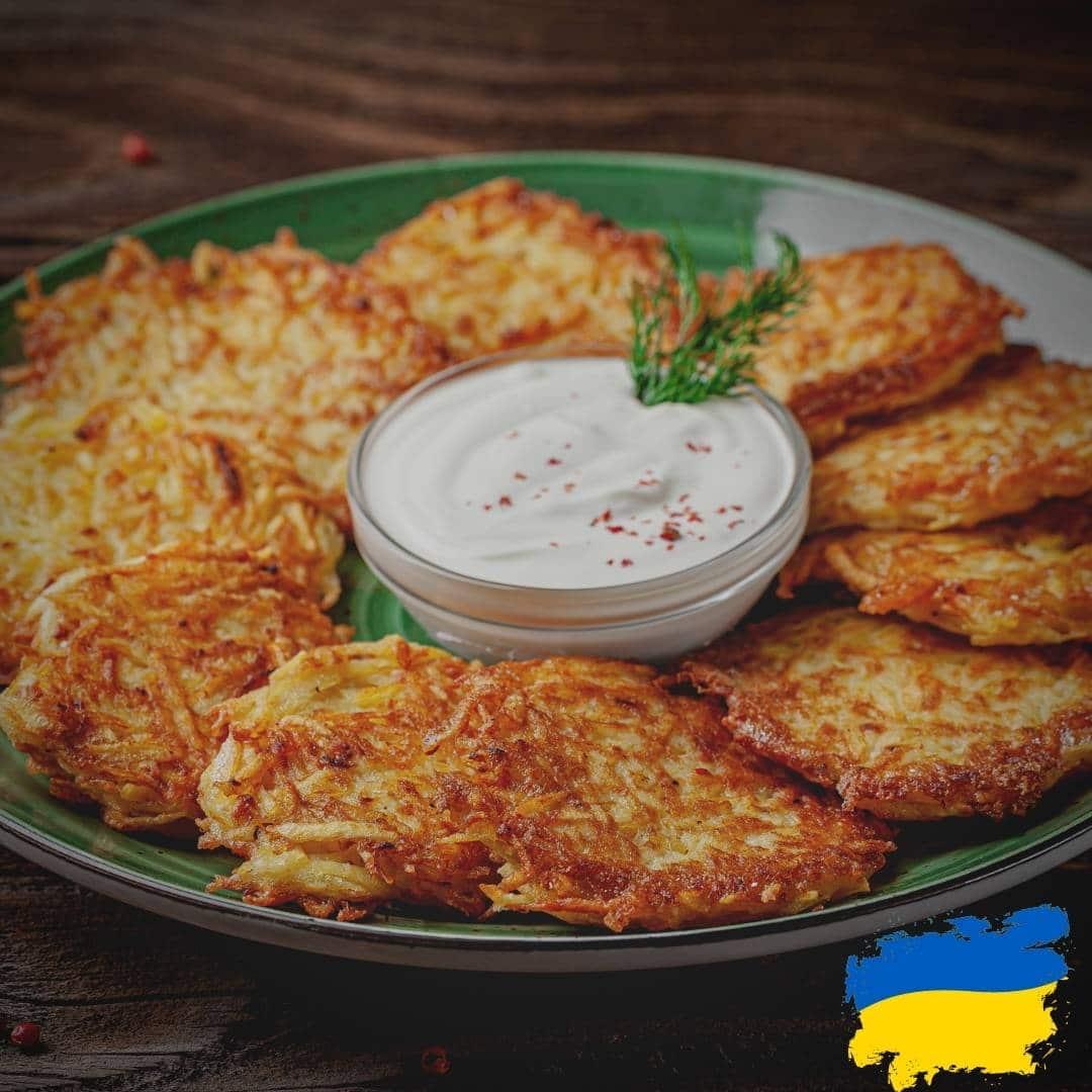 Deruny (Potato Pancakes)