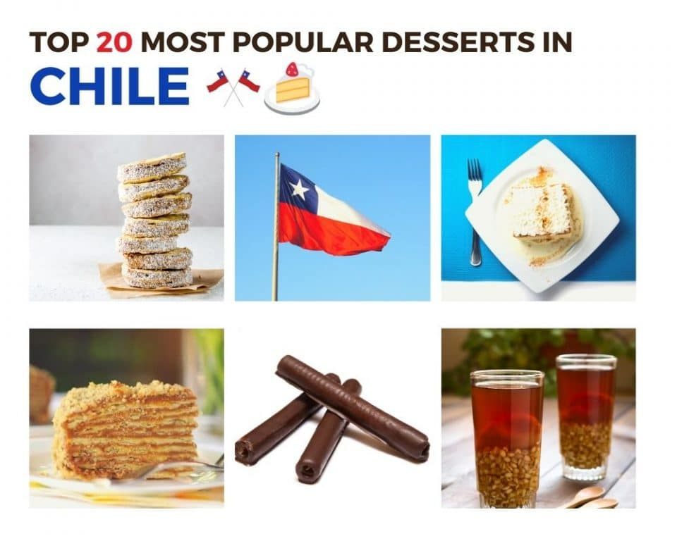 Top Desserts in Chile