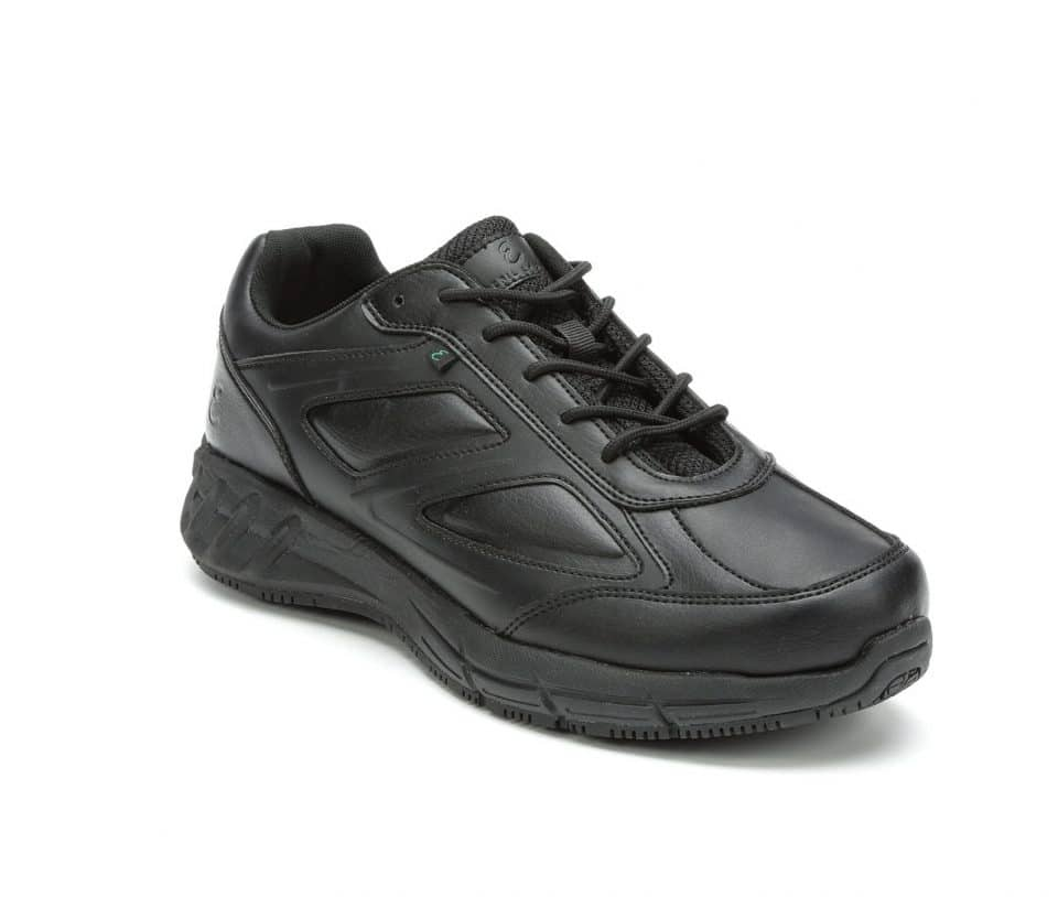 Dixon Tumbled EZ-Fit Slip-Resistant Shoes for Men