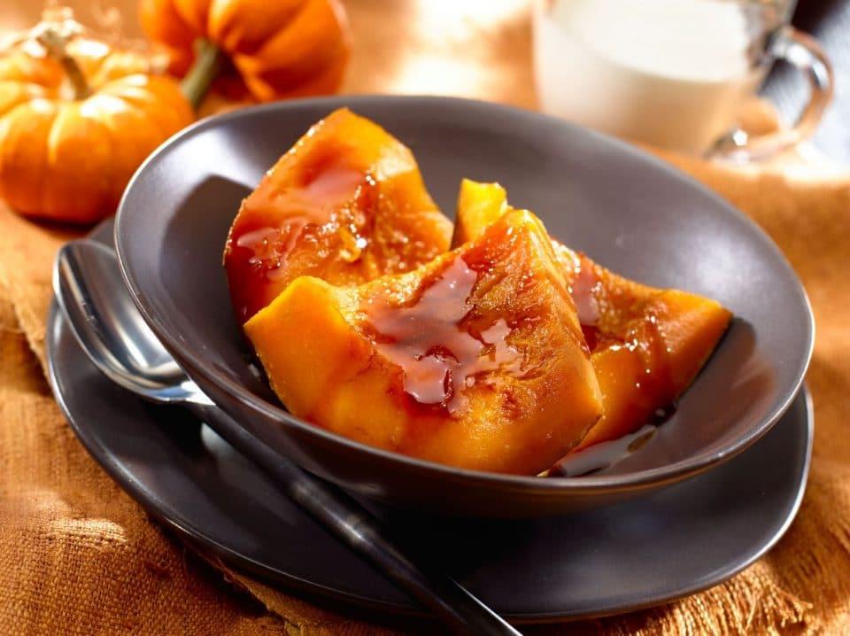 Dulce de Calabaza en Tacha