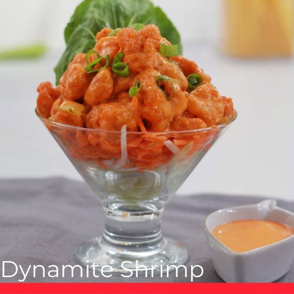 Dynamite Shrimp