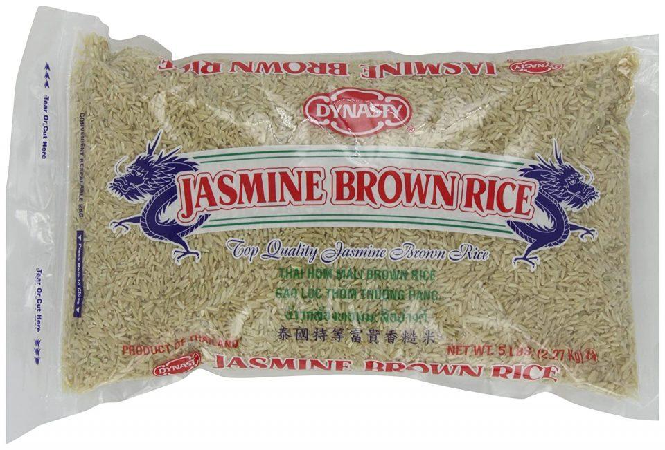 Dynasty Jasmine Brown Rice