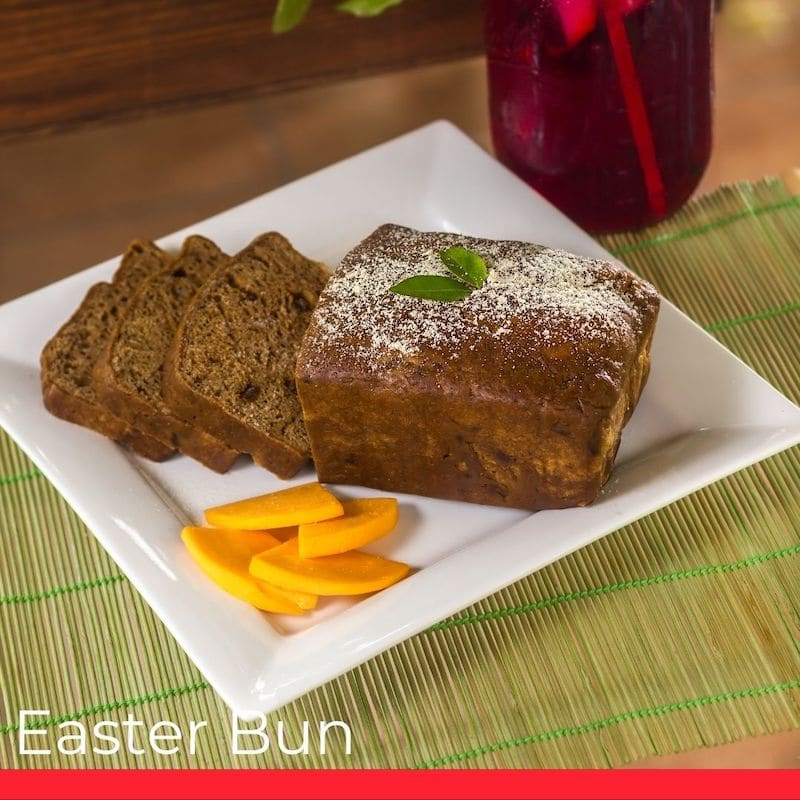 Easter Bun