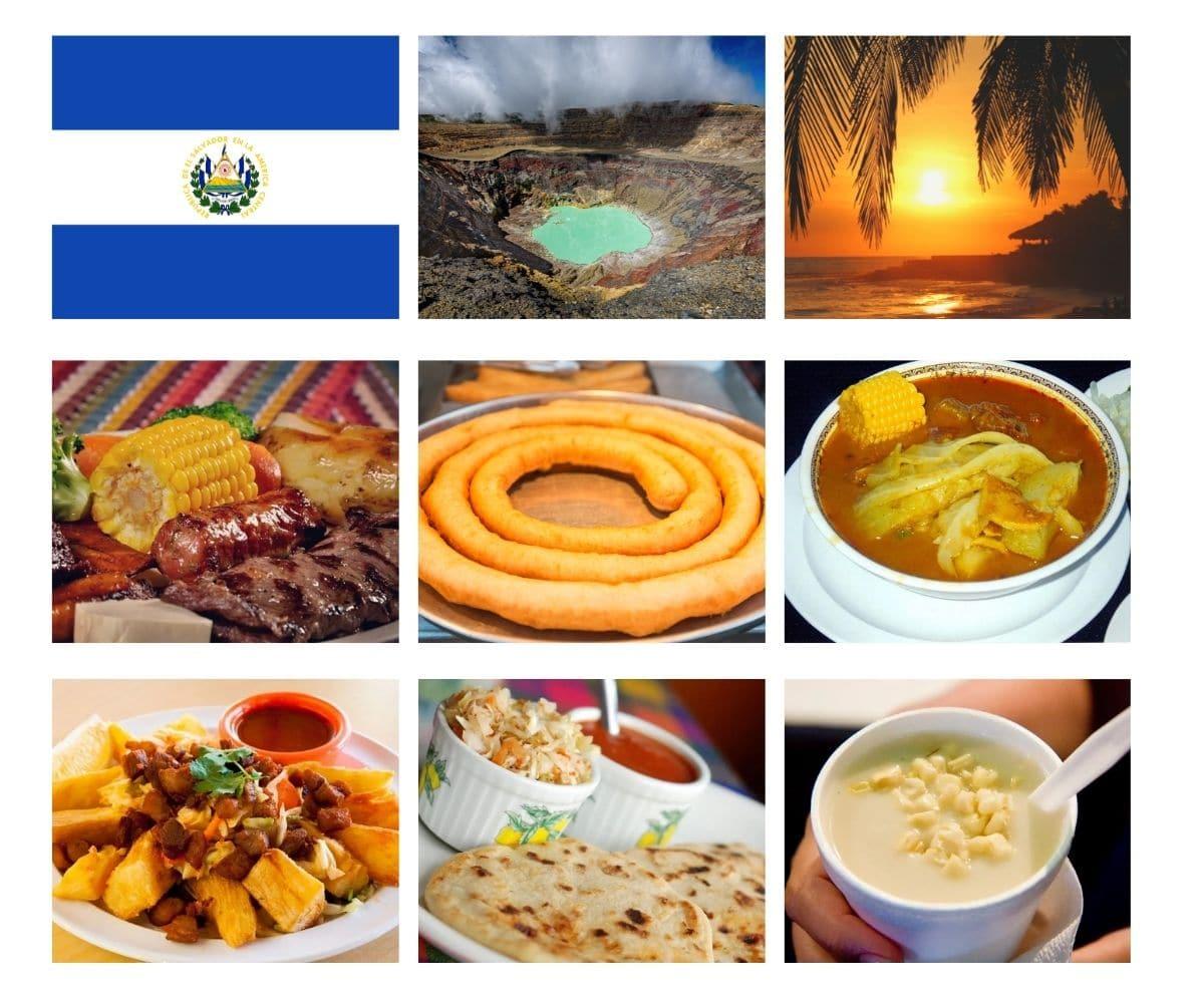 El Salvador's Top 25 Foods