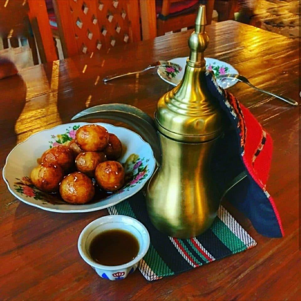 Emirati Dessert Lgeimat
