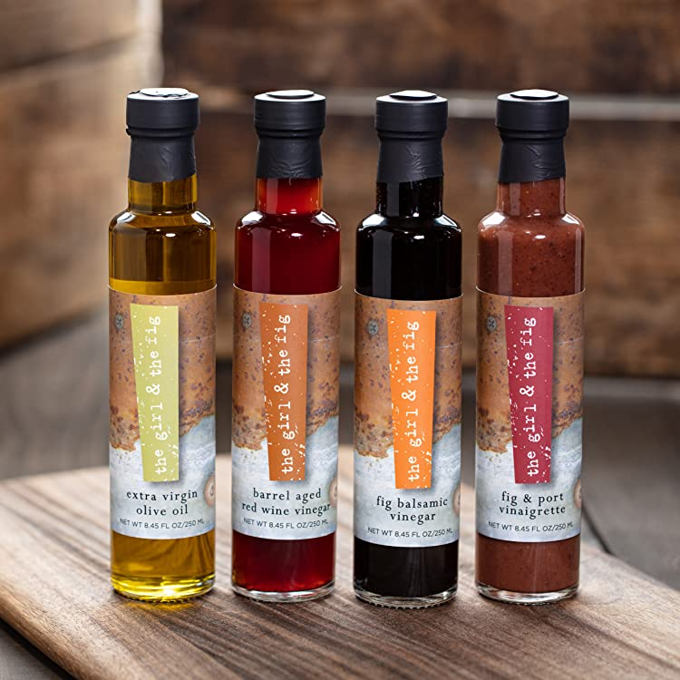 Fig Balsamic Vinegar by The Girl & The Fig