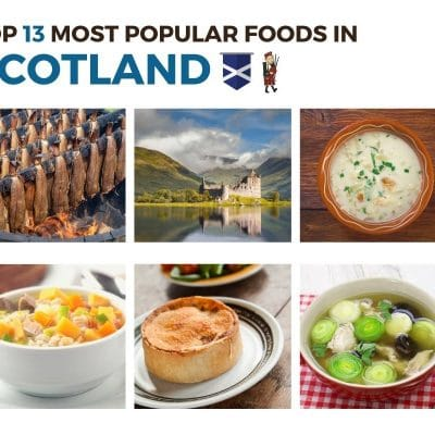 Top Foods in Scotland