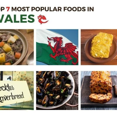 Top Foods in Wales