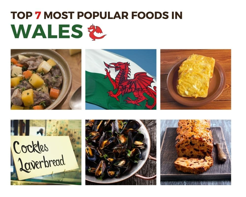 Top Foods in Wales