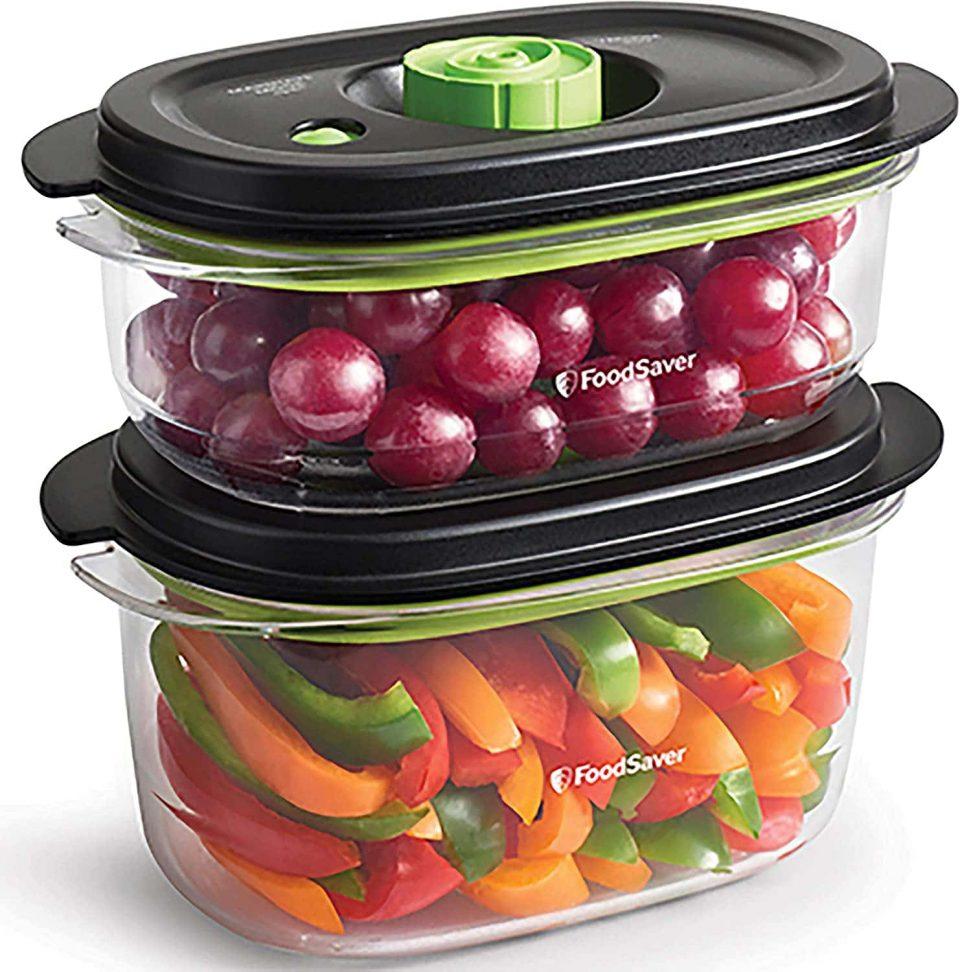 Foodsaver Preserve & Marinate Vacuum Containers