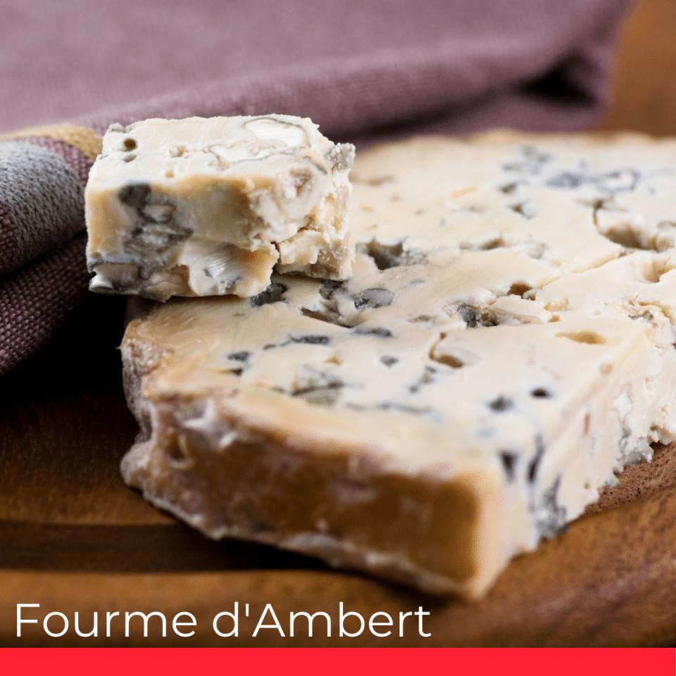Fourme d'Ambert.