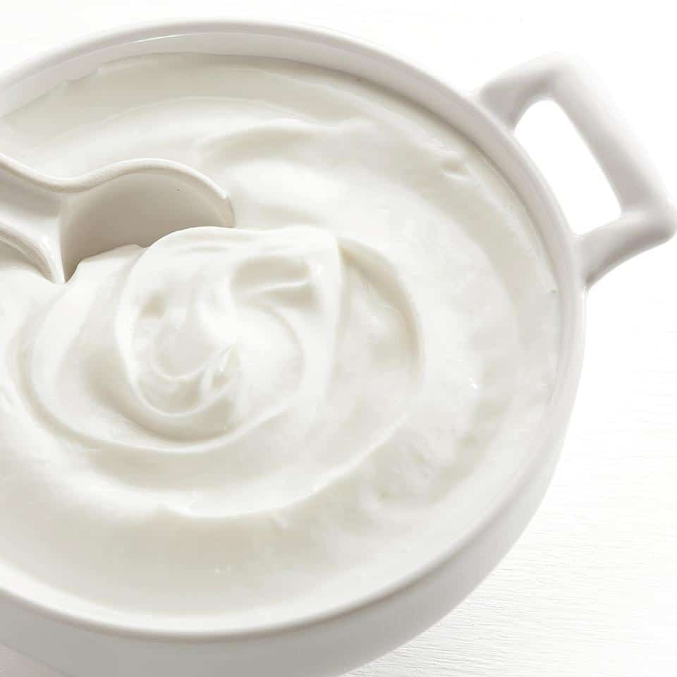 Full Fat Greek Yogurt
