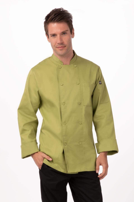 Genova chef coat