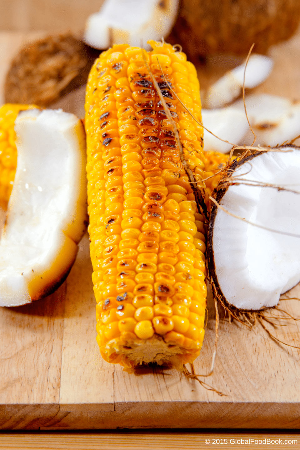 Roasted Maize & Coconut; Photo credit: https://globalfoodbook.com
