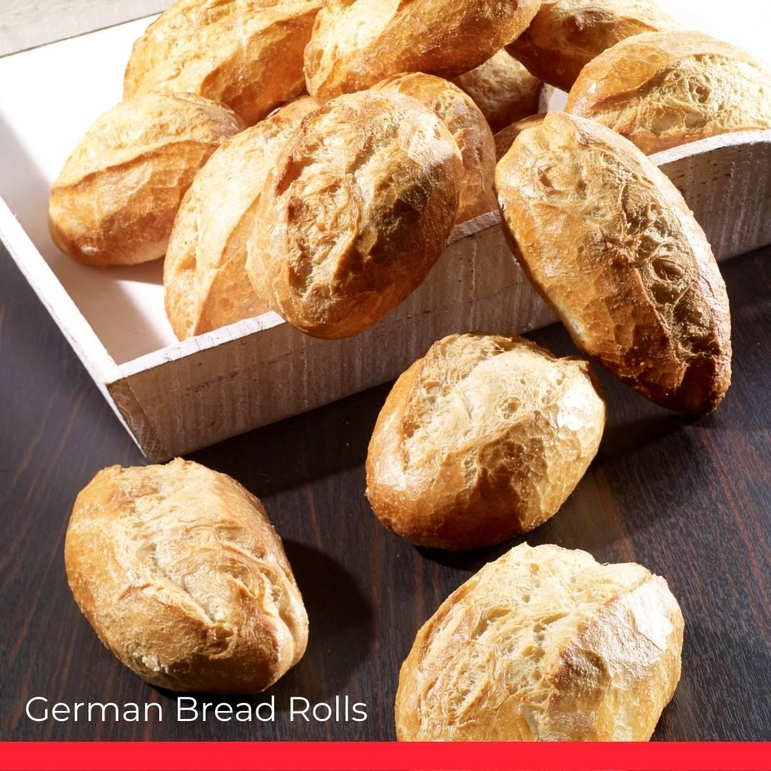 Brötchen (German Bread Rolls)