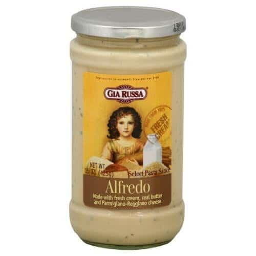 Gia Russa Sauce Alfredo