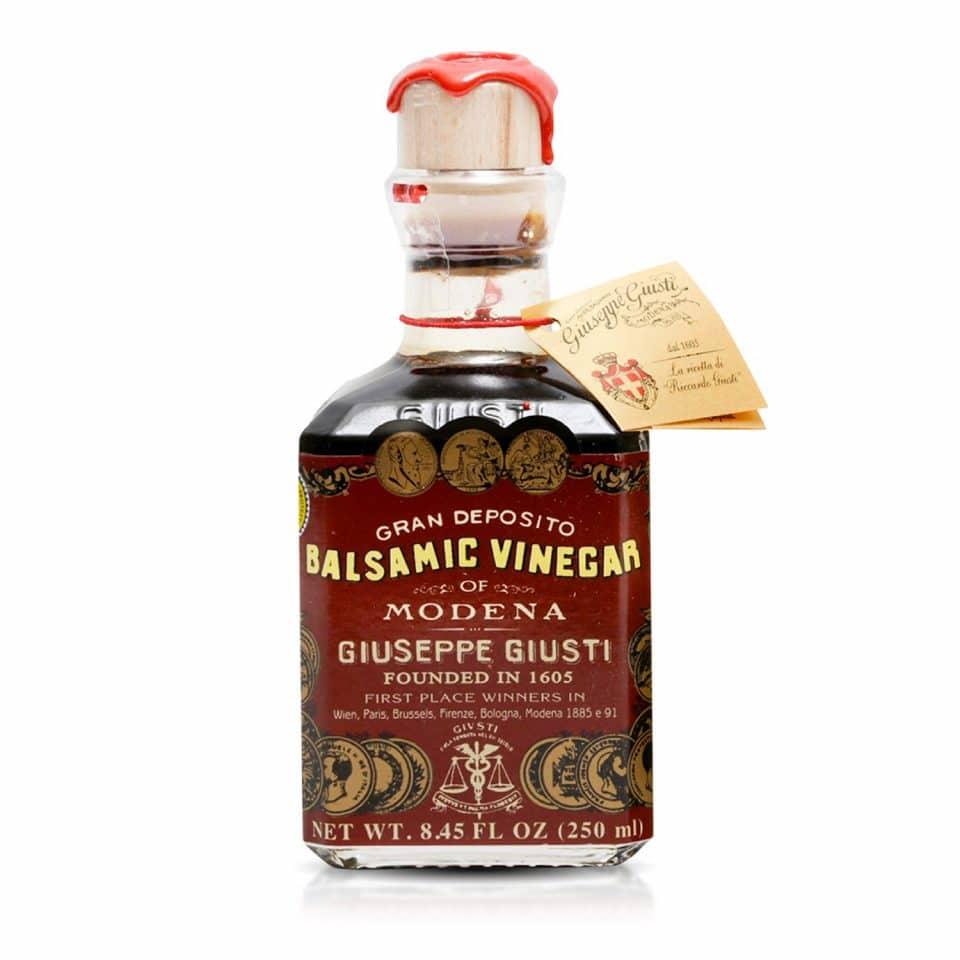 Giuseppe Giusti Gran Deposito Balsamic Wine Vinegar