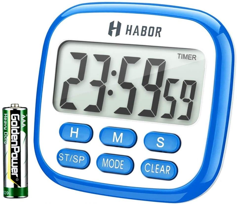 Habor kitchen timer