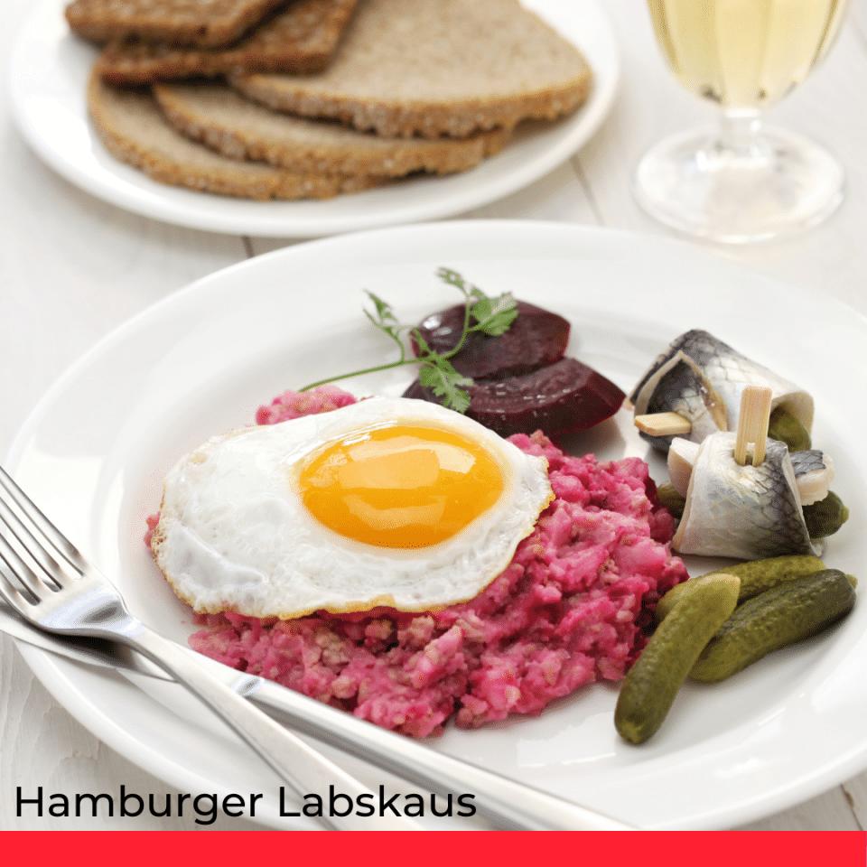 Hamburger Labskaus.