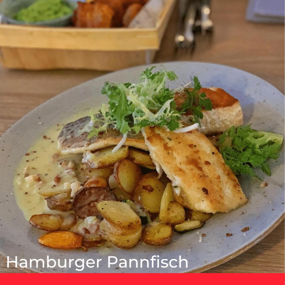 Hamburger Pannfisch.