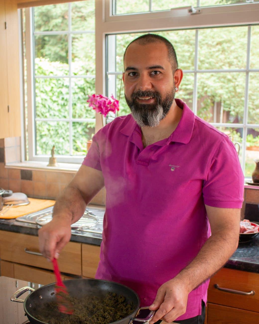 Chef Hami